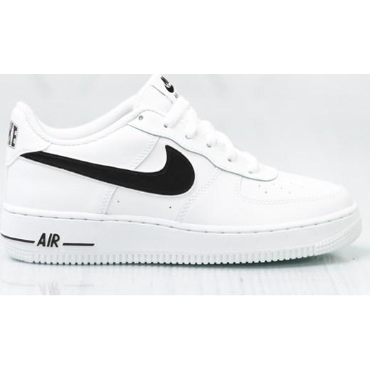 68a9851e Buty sportowe damskie Nike do biegania air force sznurowane płaskie ...