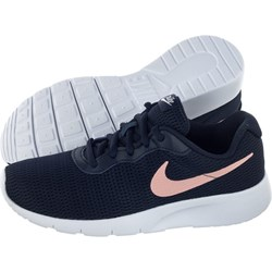 official photos a4a14 d1575 Buty sportowe damskie Nike dla biegaczy tanjun gładkie z tworzywa  sztucznego sznurowane na płaskiej podeszwie