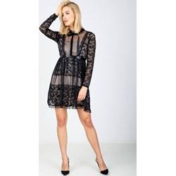 cc5d49902abe Sukienka Zoio z długimi rękawami