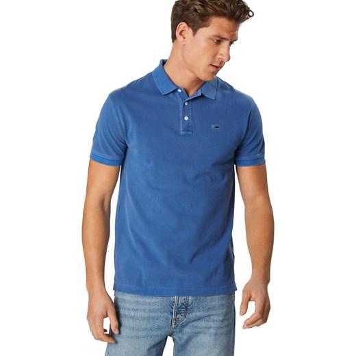 f4a8875348323 ... T-shirt męski Tommy Hilfiger letni niebieski ...