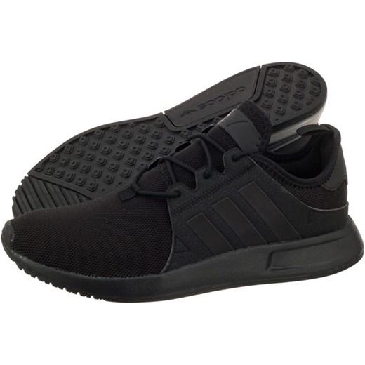 Buty sportowe męskie Adidas x_plr czarne sznurowane