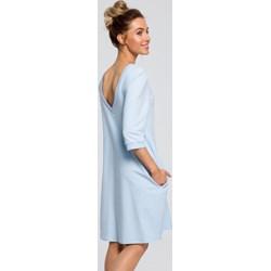 159b099c1b84f0 Sukienki dresowe, lato 2019 w Domodi