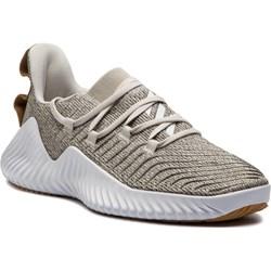 quality design 2296c 4a57c Buty sportowe męskie Adidas alphabounce brązowe ...
