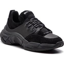 18bfb5481796b Diesel buty sportowe męskie skórzane jesienne sznurowane