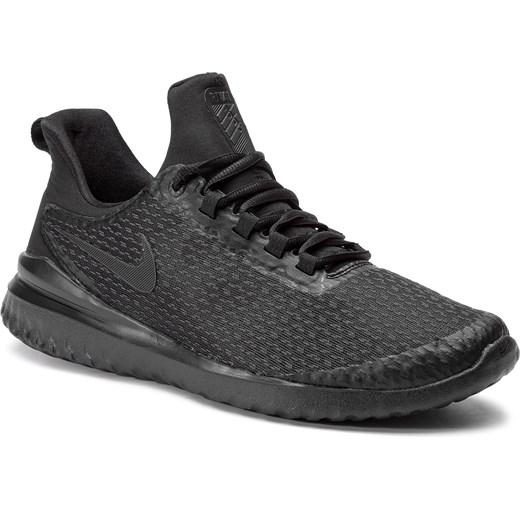 Buty sportowe męskie Nike z tworzywa sztucznego sznurowane