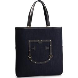 0ea0b08ba2825 Shopper bag Furla do ręki duża ze zdobieniami ...