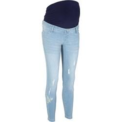 f4e752871134f0 Spodnie ciążowe niebieskie BPC Collection