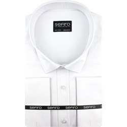 e6110ef141eaf Koszula męska Sefiro elegancka bez zapięcia