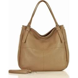 544ca3b8ae36a Shopper bag Mazzini bez dodatków mieszcząca a5