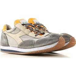 e4244bb11900c Adidas. Buty sportowe męskie Diadora młodzieżowe sznurowane skórzane