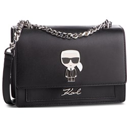 5049264b2856f Kopertówka Karl Lagerfeld matowa elegancka na ramię ...