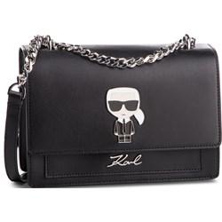 10e352bdeff13 Kopertówka Karl Lagerfeld matowa elegancka na ramię ...