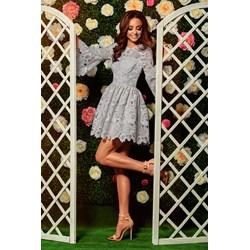 effc4b06e6 Sukienka Lemoniade mini elegancka w kwiaty na uczelnię