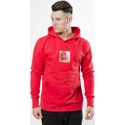 admirabe bluza czerwona