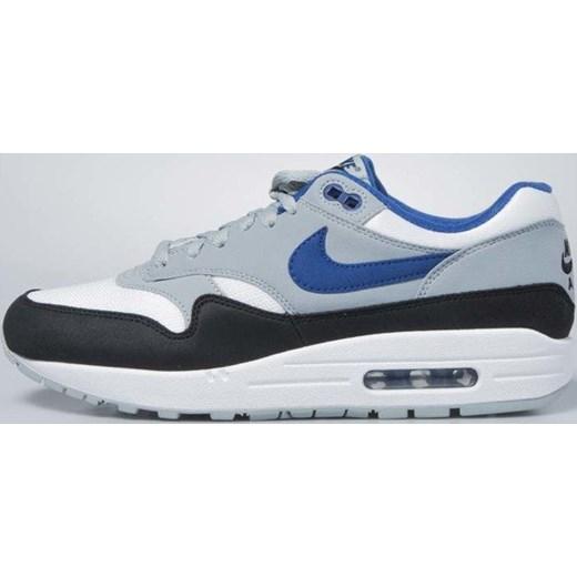 Nike Air Max 1 Buty Męskie Nike BiałeGym NiebieskieLight