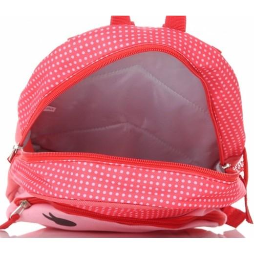 741b6dee0ff2b Plecaczki Dla Dzieci do Przedszkola firmy Madisson Różowy (kolory)  PaniTorbalska w Domodi
