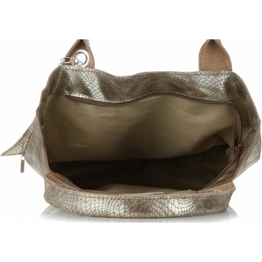 82ec8c5e845639 ... Shopper bag Vittoria Gotti duża ze skóry glamour · Vittoria Gotti  shopper bag duża do ręki ze skóry z frędzlami glamour
