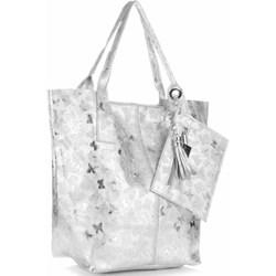 4a49c9fda5d66 Shopper bag Genuine Leather - PaniTorbalska