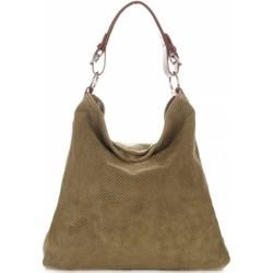 7d0cc81b37b27 Shopper bag Genuine Leather - PaniTorbalska