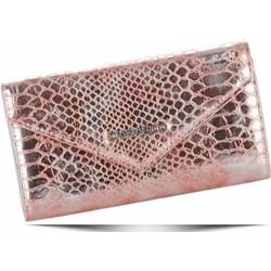 eac6ad921fb1f Różowe portfele damskie, lato 2019 w Domodi