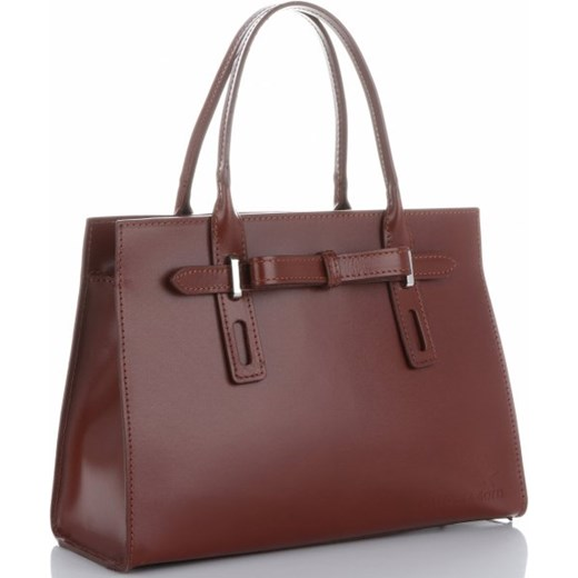 Shopper bag Vittoria Gotti casualowa matowa