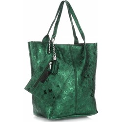 365a7de11d8cd Shopper bag Genuine Leather - PaniTorbalska