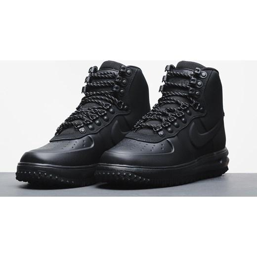 Buty zimowe męskie Nike sportowe na zimę sznurowane