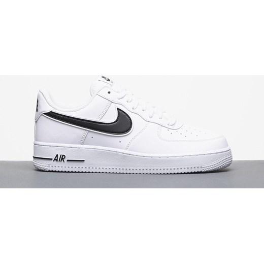 los angeles 791f5 e1aa0 Buty sportowe męskie Nike air force sznurowane jesienne w Domodi