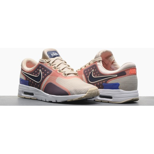 Buty Nike Air Max Zero Si Wmn (oatmeal/binary blue white)  Nike 38.5 wyprzedaż Roots On The Roof