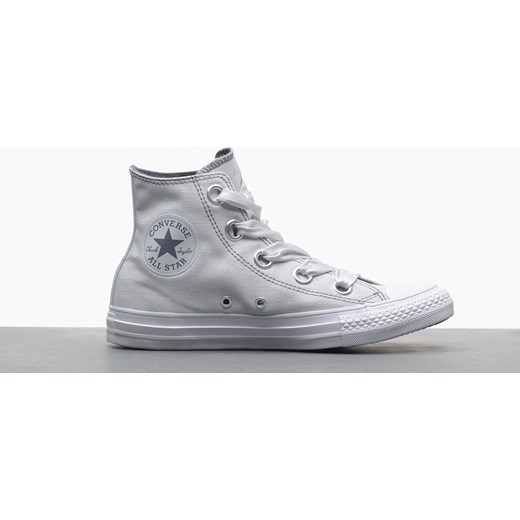 cefc8a8dd91643 Trampki Converse Chuck Taylor As Big Eyelets Hi Wmn (pure platinum light  carbon) ...