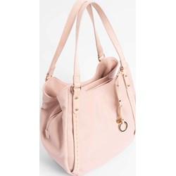 ffea08e5750bb Shopper bag ORSAY średnia matowa bez dodatków