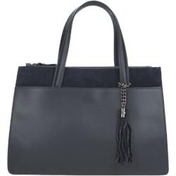 8f4c3b1236b18 Shopper bag Wojas skórzana
