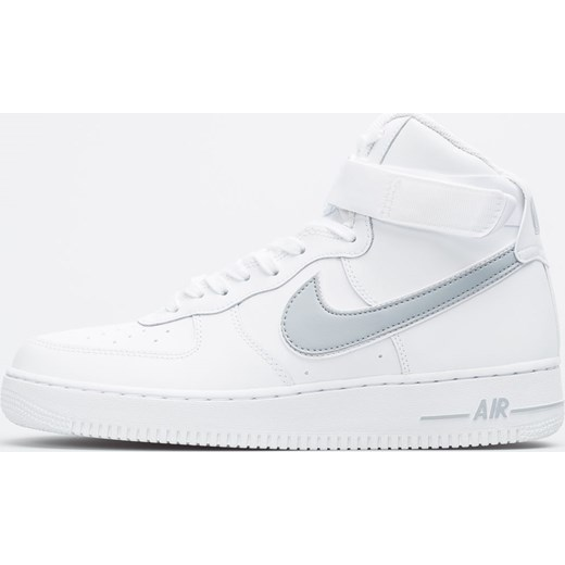 Buty sportowe męskie Nike Air Force dzianiny tkaniny.pl