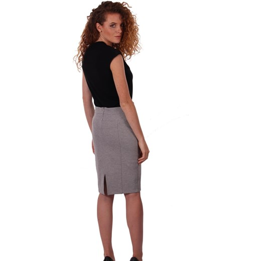 szyk Spódnica Niren bez wzorów midi Odzież Damska FN Spódnice LMCS