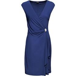 a458057754e95a Sukienka BODYFLIRT z dekoltem v na wiosnę midi. 4