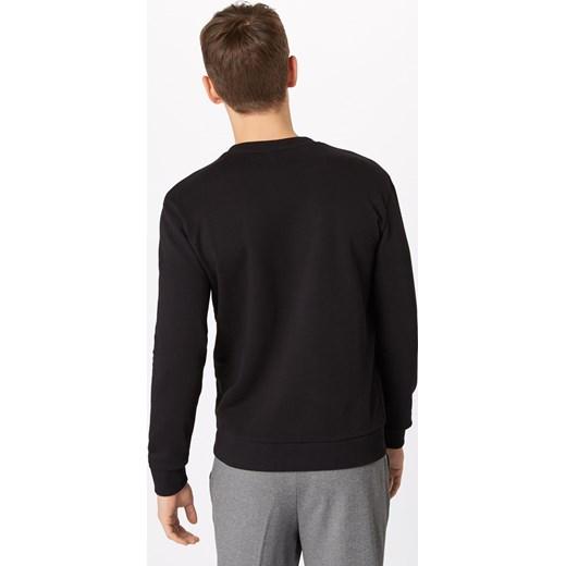 2cc7f962a4102 Bluza męska czarna Hugo Boss casual w Domodi