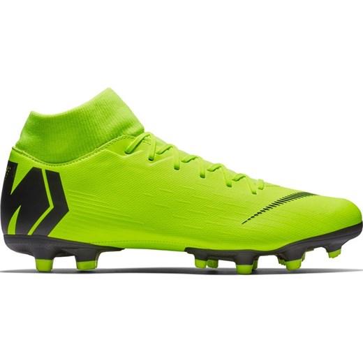 Trampki 2018 niska cena eleganckie buty Zielone buty sportowe męskie Nike Football mercurial