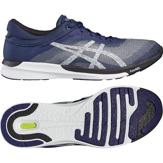 Buty sportowe męskie Asics wiosenne z gumy sznurowane www