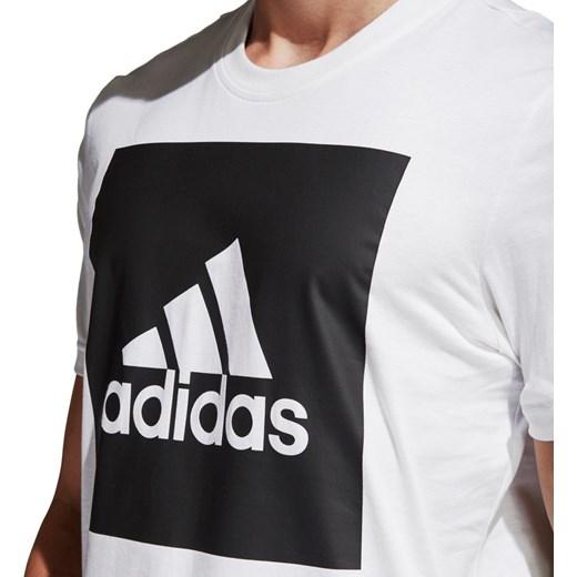 najlepszy Koszulka sportowa Adidas z napisami Odzież Męska