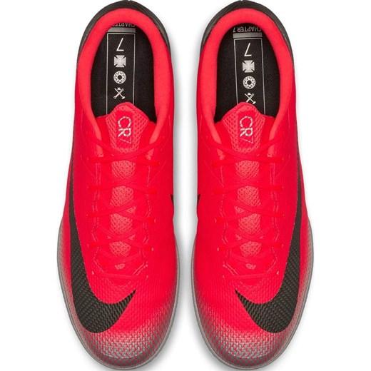 najlepszy Buty sportowe męskie czerwone Nike Football