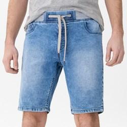 377368bc4daac6 Spodenki jeansowe męskie, lato 2019 w Domodi