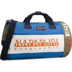 91a20ff6f025d Torba sportowa Napapijri niebieska ...