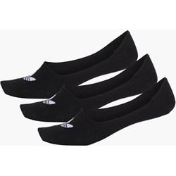 3547b118914fef Czarne skarpetki damskie adidas originals, lato 2019 w Domodi