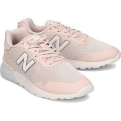 7e22b3434bd6e5 New Balance buty sportowe damskie w stylu casual młodzieżowe na wiosnę  płaskie bez wzorów