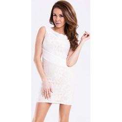 81ad28e0d7 Białe sukienki na urodziny