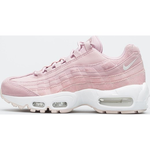 duża obniżka sprzedaż hurtowa przystępna cena Różowe buty sportowe damskie Nike do biegania sznurowane na wiosnę