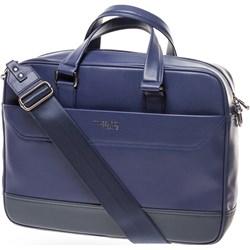 66027d4a398eb Niebieskie torby męskie na ramię zalando