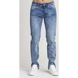 1fcc64551c627 Jeansy męskie Guess wiosenne bez wzorów