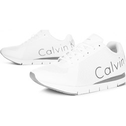 bd2613568b299 Buty sportowe męskie Calvin Klein sznurowane