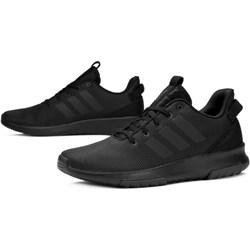 purchase cheap f0fbe 674f4 Buty sportowe męskie Adidas cloudfoam czarne na lato sznurowane